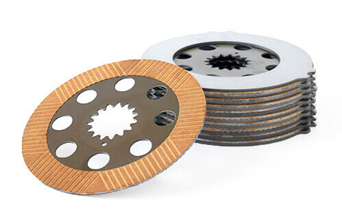 replacement industrial brake plates